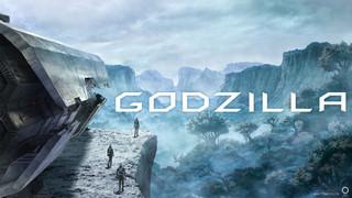 アニメ映画化は世界初の挑戦「ゴジラ」