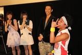 吉田凜音、MX4D専用「戦車ライド」体感し「お尻を突き上げられたかと思った」
