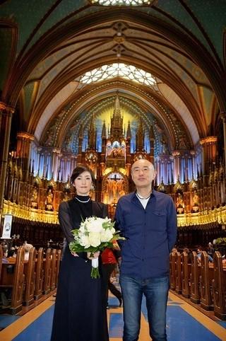 遊川和彦監督と天海祐希「恋妻家宮本」