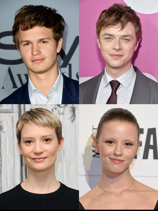 ハリウッドで人気の4人を起用!「アリス・イン・ワンダーランド」