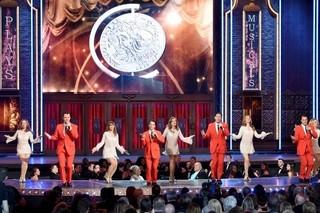 第69回トニー賞での 「ジャージー・ボーイズ」のパフォーマンス「ジャージー・ボーイズ」
