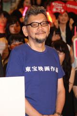 庵野秀明「シン・ゴジラ」続編可能性は「東宝に聞いて」 「エヴァ」新作にも言及