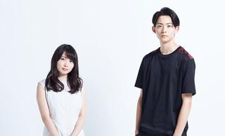 インタビューに応じた志田未来&竜星涼「泣き虫ピエロの結婚式」