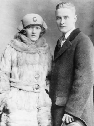 スコット&ゼルダ・ フィッツジェラルド夫妻「華麗なるギャツビー」