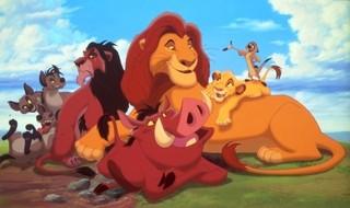 「ライオン・キング」も実写化!「ライオン・キング」