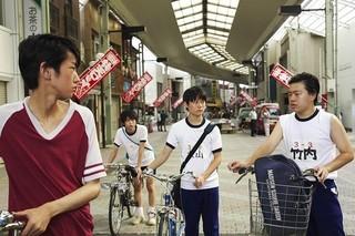 主演・犬飼直紀(中央)らが性春の冒険に「14の夜」