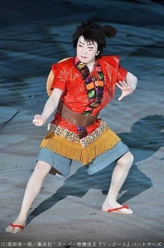 猿之助が「ワンピース」3役で魅せる「シネマ歌舞伎 スーパー歌舞伎II ワンピース」