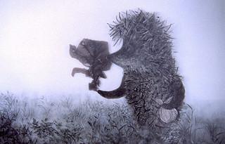 ノルシュテイン監督の描く世界が美しくよみがえる「霧の中のハリネズミ」