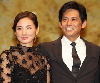 夫婦役を演じる織田裕二と吉田羊「ボクの妻と結婚してください。」