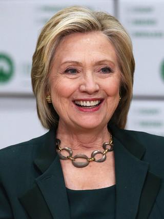 ヒラリー・クリントン候補