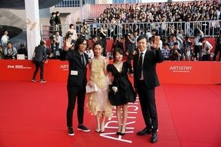 釜山国際映画祭に出品!「ジムノペディに乱れる」