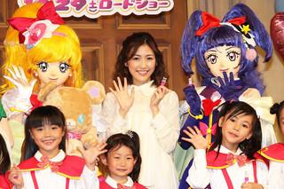 テーマソング「正しい魔法の使い方」 を歌った「AKB48」の渡辺麻友「映画魔法つかいプリキュア!奇跡の変身!キュアモフルン!」