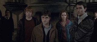 「ハリー・ポッターと死の秘宝 PART2」劇中カット「ファンタスティック・ビーストと魔法使いの旅」