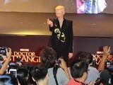 「ドクター・ストレンジ」香港ファンイベントで3000人が大歓声!!