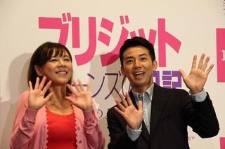 綾部祐二と共に観客の恋愛相談に真剣に回答