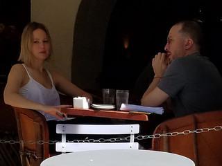 大物監督とデートを重ねている模様「ブラック・スワン」