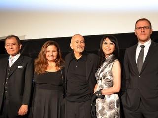 第29回東京国際映画祭コンペティション 部門の審査員が会見「ディーバ」