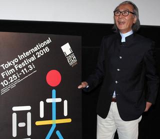 ティーチインに出席した木村大作氏「八甲田山」