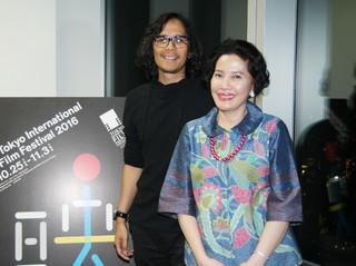 インドネシア映画界の実情を語った テディ・スリアアトマジャ監督と トゥティ・キラナ「アバウト・ア・ウーマン」