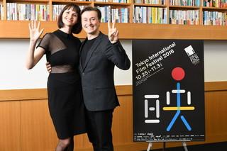 アンナ・マティソン(監督)とセルゲイ・ ベズルコフ(プロデューサー/俳優)「天才バレエダンサーの皮肉な運命」