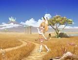 「ケロロ軍曹」吉崎観音がコンセプトデザイン「けものフレンズ」17年1月放送開始
