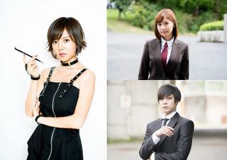 夏菜が女子高麻雀部のスパルタコーチに「咲 Saki」