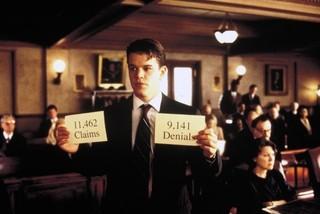 97年の映画版はマット・デイモン主演「レインメーカー」