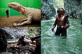 恐竜のような外見「五日物語 3つの王国と3人の女」