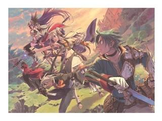 アニメ化が発表された「グランクレスト戦記」「ゲーマーズ」