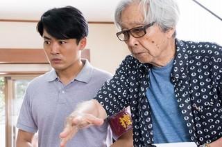 山田洋次監督作に初出演「家族はつらいよ」