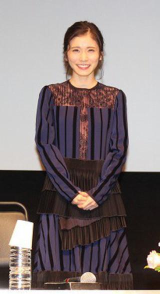 トークショーを盛り上げた 松岡茉優「桐島、部活やめるってよ」