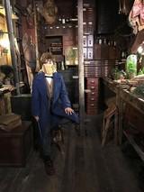 ざわちん「ファンタビ」主人公を完コピ!ロンドンの再現セットで日本人初の撮影敢行