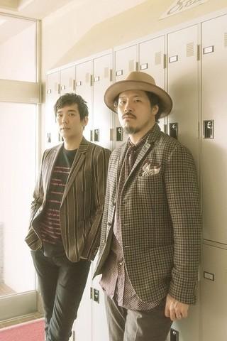 大橋卓弥&常田真太郎がセルフアレンジ「一週間フレンズ。」