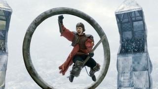 ロン役のルパート・グリントの クィディッチ姿「ファンタスティック・ビーストと魔法使いの旅」
