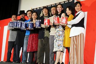 公開から3週間経過も劇場は満席「映画 深夜食堂」