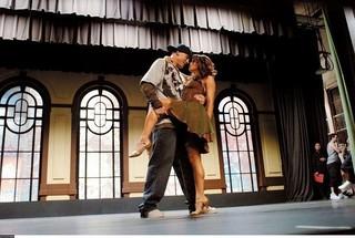 第1作で共演したチャニング・テイタム とジェナ・ディーワン・テイタム「ステップ・アップ」