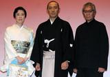 寺島しのぶ、初挑戦の歌舞伎はリリーの脚本が心配「下の方にいかないかと…」