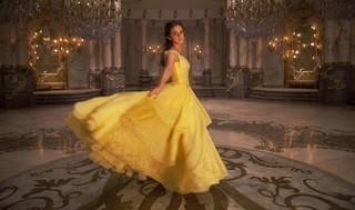 ベルといえばイエローのドレス「美女と野獣」