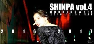 「SHINPA vol.4」イメージガールのるうこ「SLUM-POLIS」