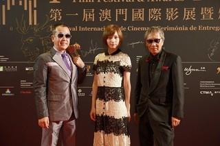 第1回マカオ国際映画祭で大熱狂!「土竜の唄 香港狂騒曲」