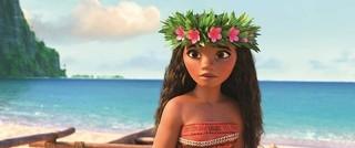 モアナのあふれ出る冒険心を 表現した「How Far I'll Go」「モアナと伝説の海」