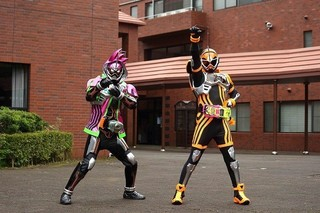 仮面ライダーたちの 変身フォームが50種類以上登場!「仮面ライダー平成ジェネレーションズ Dr.パックマン対エグゼイド&ゴーストwithレジェンドライダー」