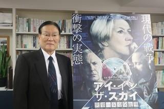 日本のドローン事情も解説「アイ・イン・ザ・スカイ 世界一安全な戦場」