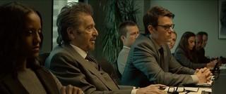 パチーノ&ホプキンスが初共演で舌戦!「ブラック・ファイル 野心の代償」