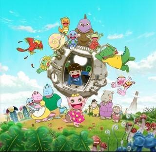 人形劇「がんこちゃん」がアニメ化「とびだすプリパラ み~んなでめざせ!アイドル☆グランプリ」