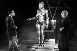 フリッツ・ラング監督の 「メトロポリス」(1926)「メトロポリス(1926)」