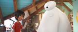 テレビアニメ版「ベイマックス」今秋全米放送を開始