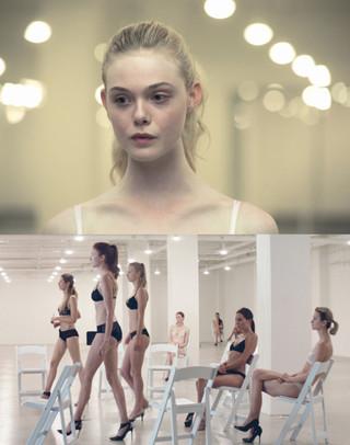 トップモデルたちが美を競う「ネオン・デーモン」