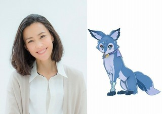 ゲスト声優&ED曲を担当する木村佳乃「映画プリキュアドリームスターズ!」