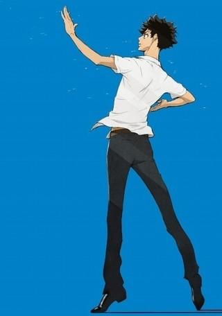 アニメ化の決まった「ボールルームへようこそ」「百日紅 Miss HOKUSAI」